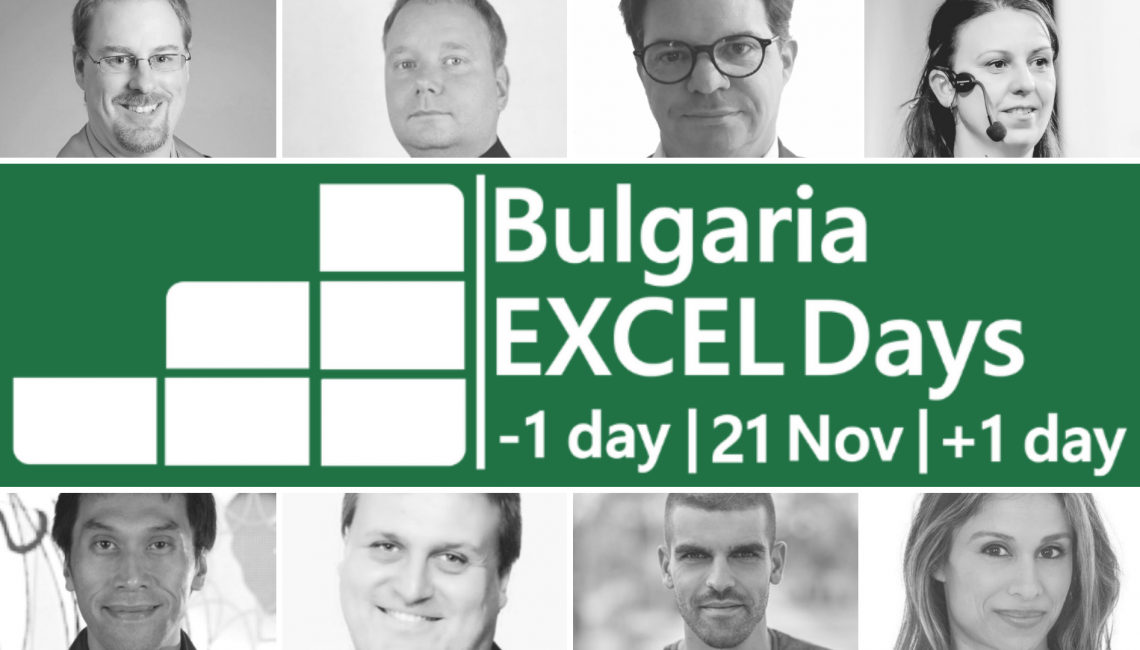 bulgaria excel days